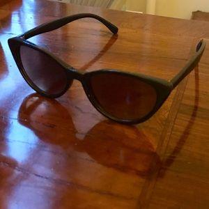 UO cat-eye sunglasses